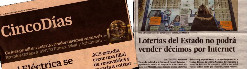 Plataforma Juego Limpio en la prensa